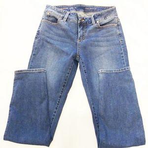 Talbots Size 4 Petite Signature Ankle Jeans